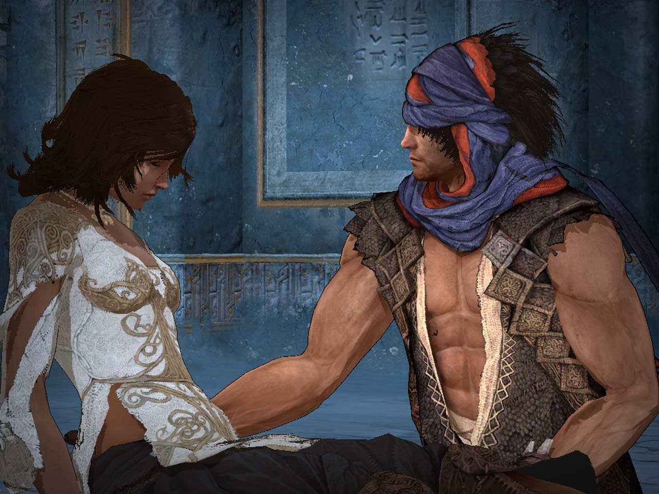 Prince of persia sexy and hot softcore download