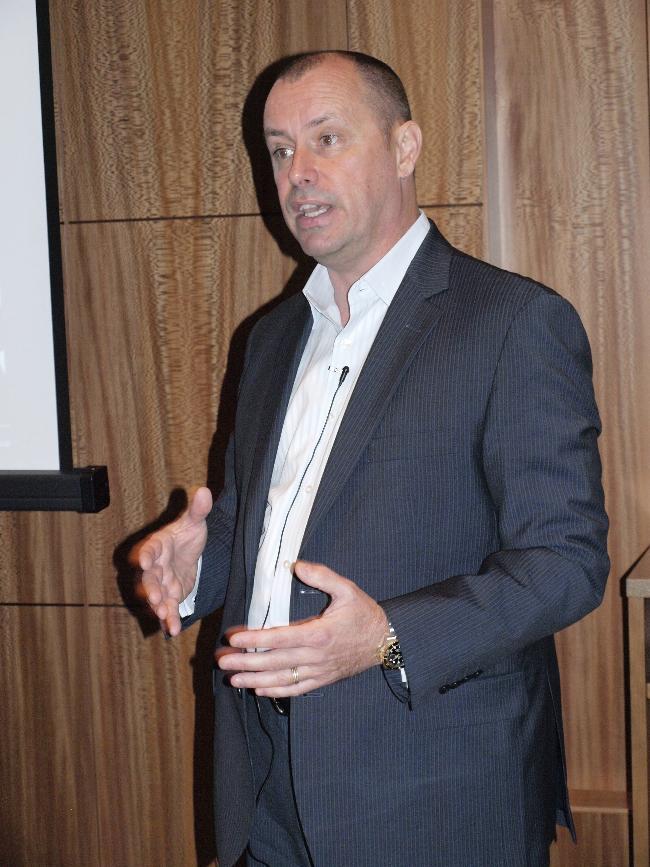 Dave Evans, Cisco