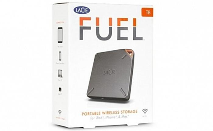 LaCie Fuel 2ТБ