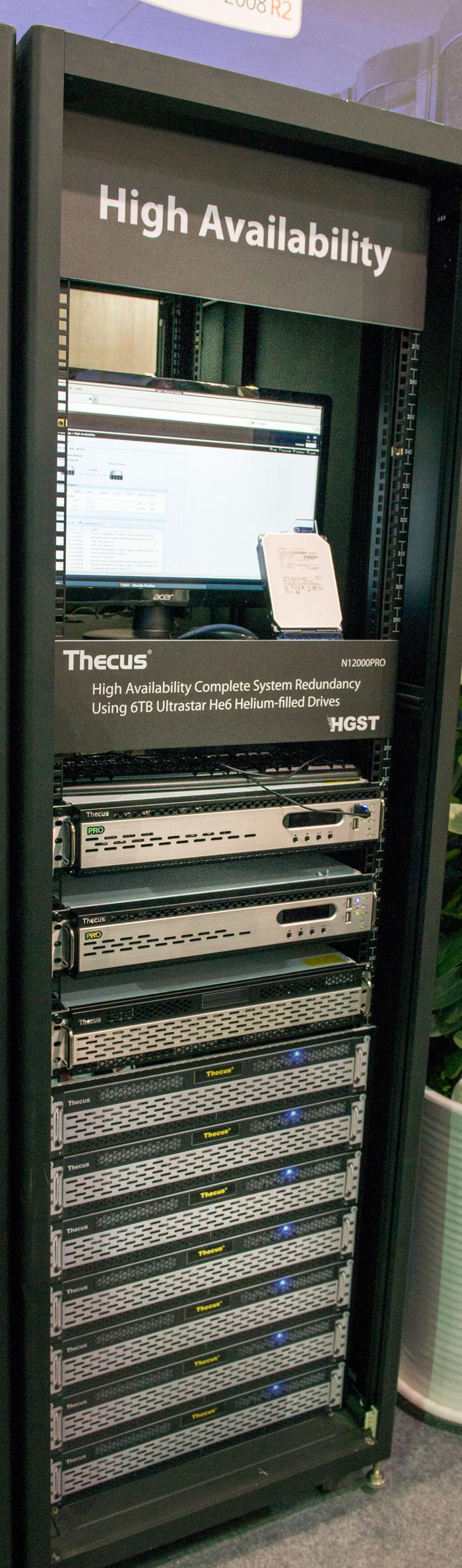 Thecus Computex 2014