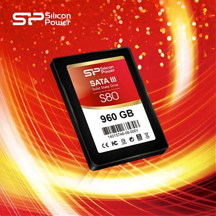 Silicon Power s80 и s60