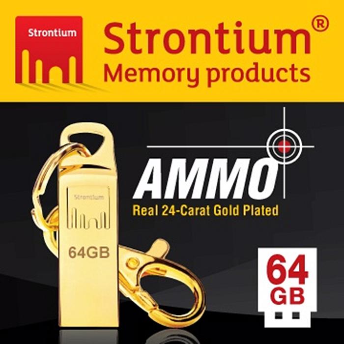 Strontium USB Ammo G 64GB