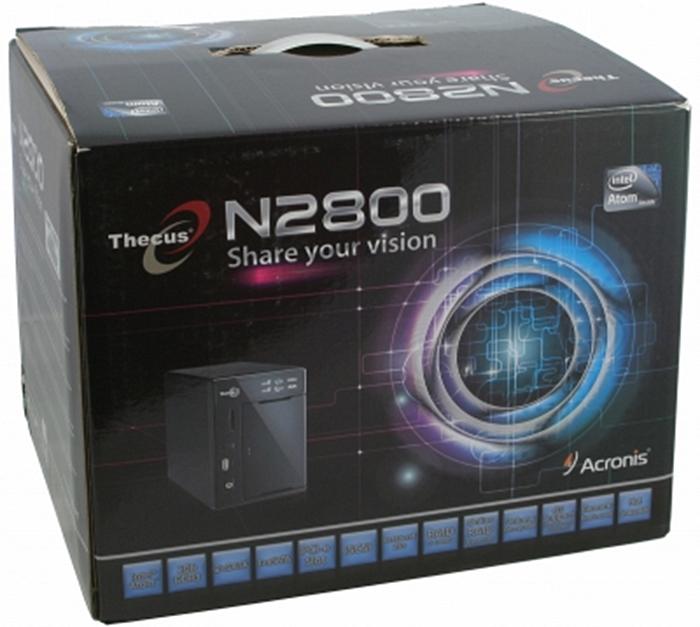 NAS Thecus N2800