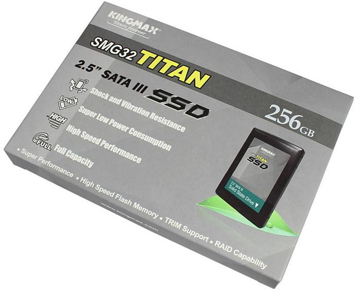 Kingmax SSD KM256GSMG32