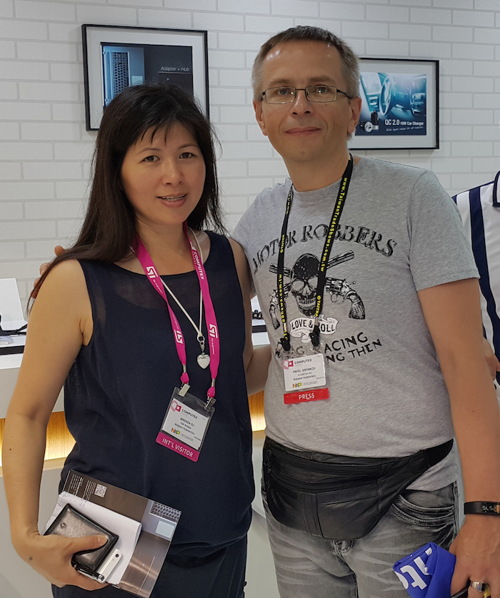 Computex 2015 FSP Group