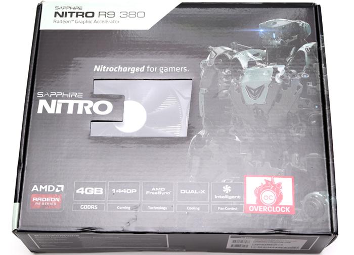Sapphire Nitro R9 380
