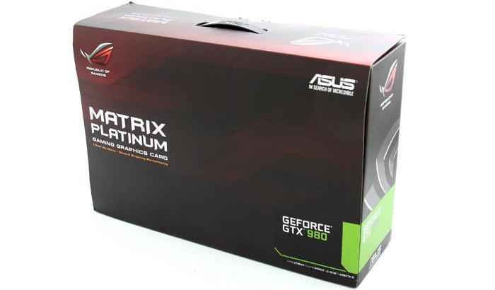 ASUS Matrix Platinum