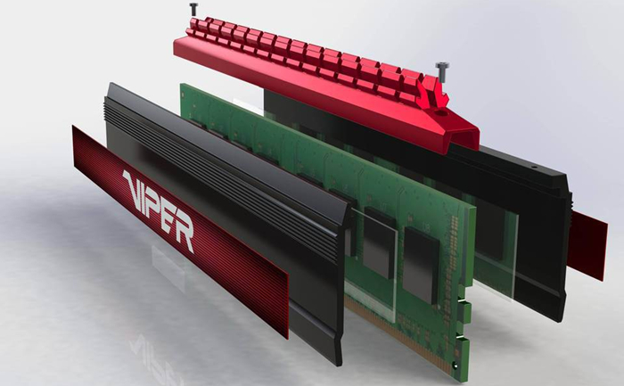 DDR4 2666MHz Patriot Viper 4