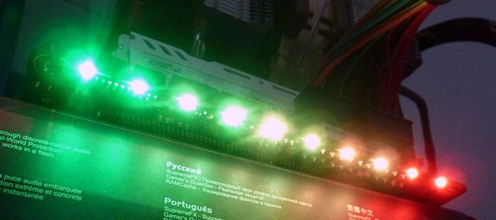 ASUS B150I Pro Gaming/Wi-Fi/Aura