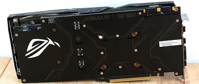 ASUS ROG Strix GTX 1070 8 Гб