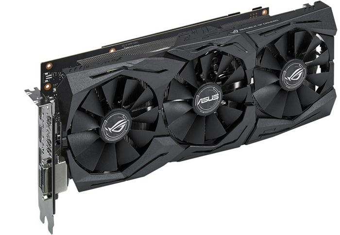 ASUS Strix GeForce GTX 1060 OC