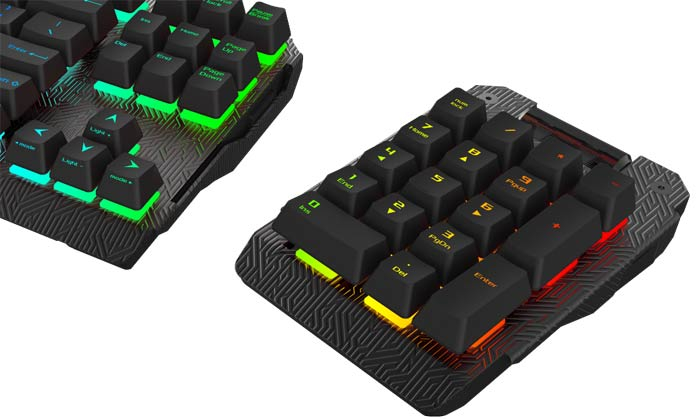 ASUS ROG Claymore Mechanic Gaming Keyboard