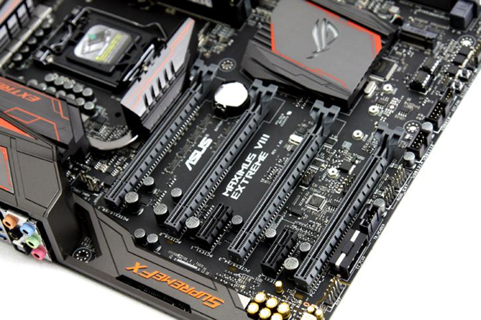 ASUS Maximus VIII Extreme Assembly