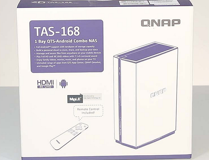 QNAP TAS-168