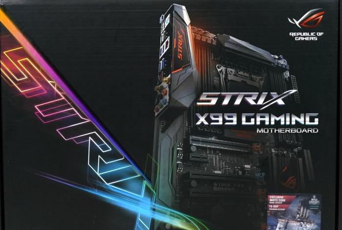 ASUS Striх X99 Gaming