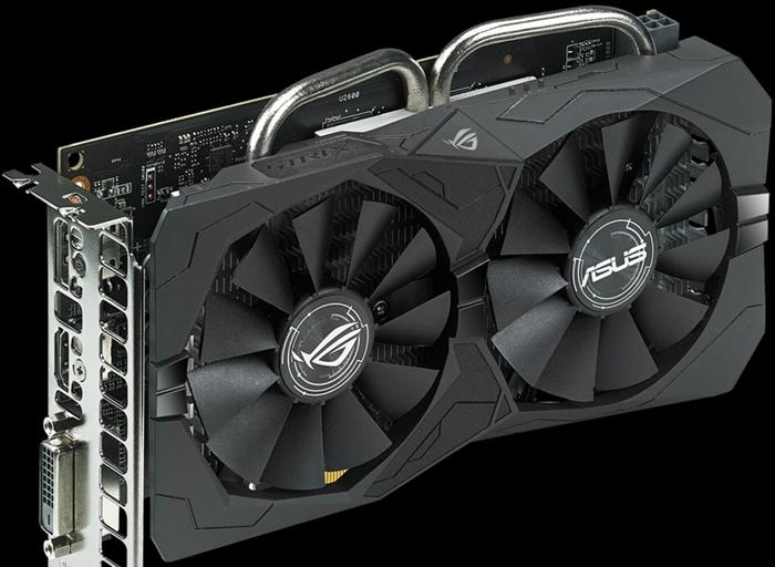 ASUS Strix RX460-04G-Gaming