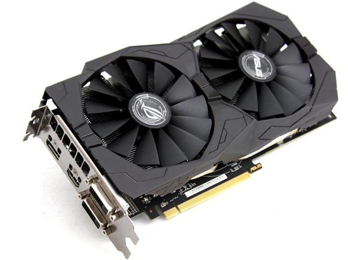 ASUS Strix Radeon RX470