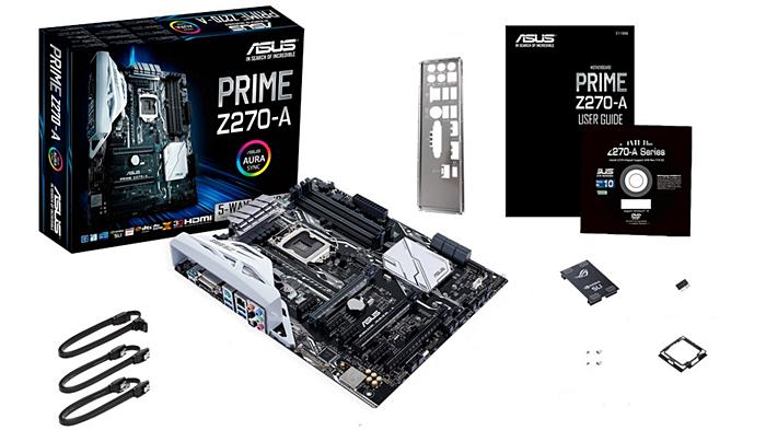 ASUS Prime Z270-А