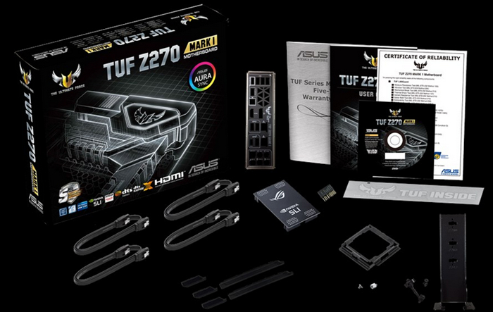 ASUS TUF Z270 Mark I