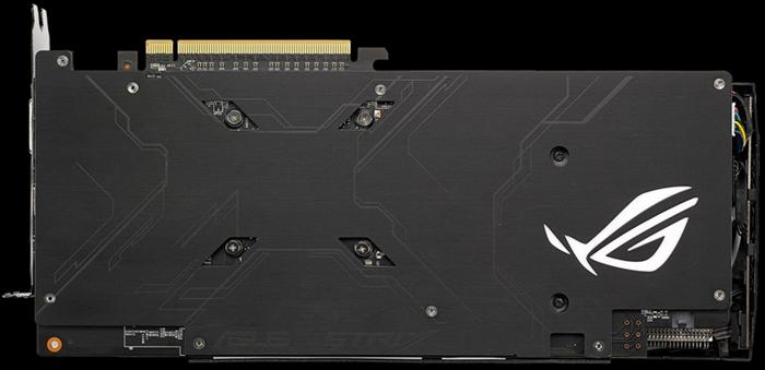 ASUS ROG Strix Radeon RX580 08G GAMING