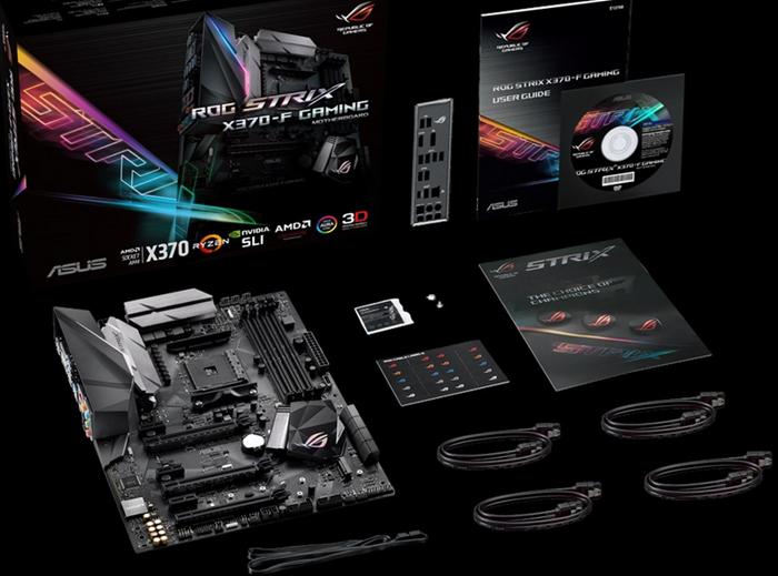 ASUS ROG Strix X370F Gaming